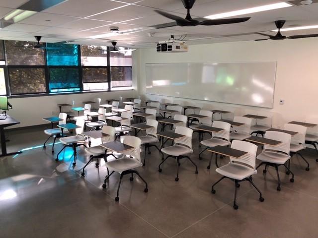 Standard classroom configuration