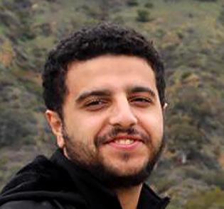 Study Abroad student Osama Ashraf Atwa