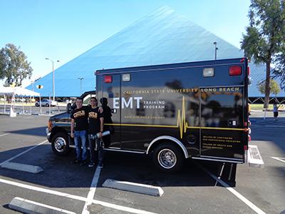 CSULB EMT Ambulance