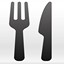 Dining Menu Icon