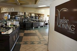 Wheelock Dining Hall Location