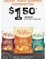 Snack it Up: Frito Lay