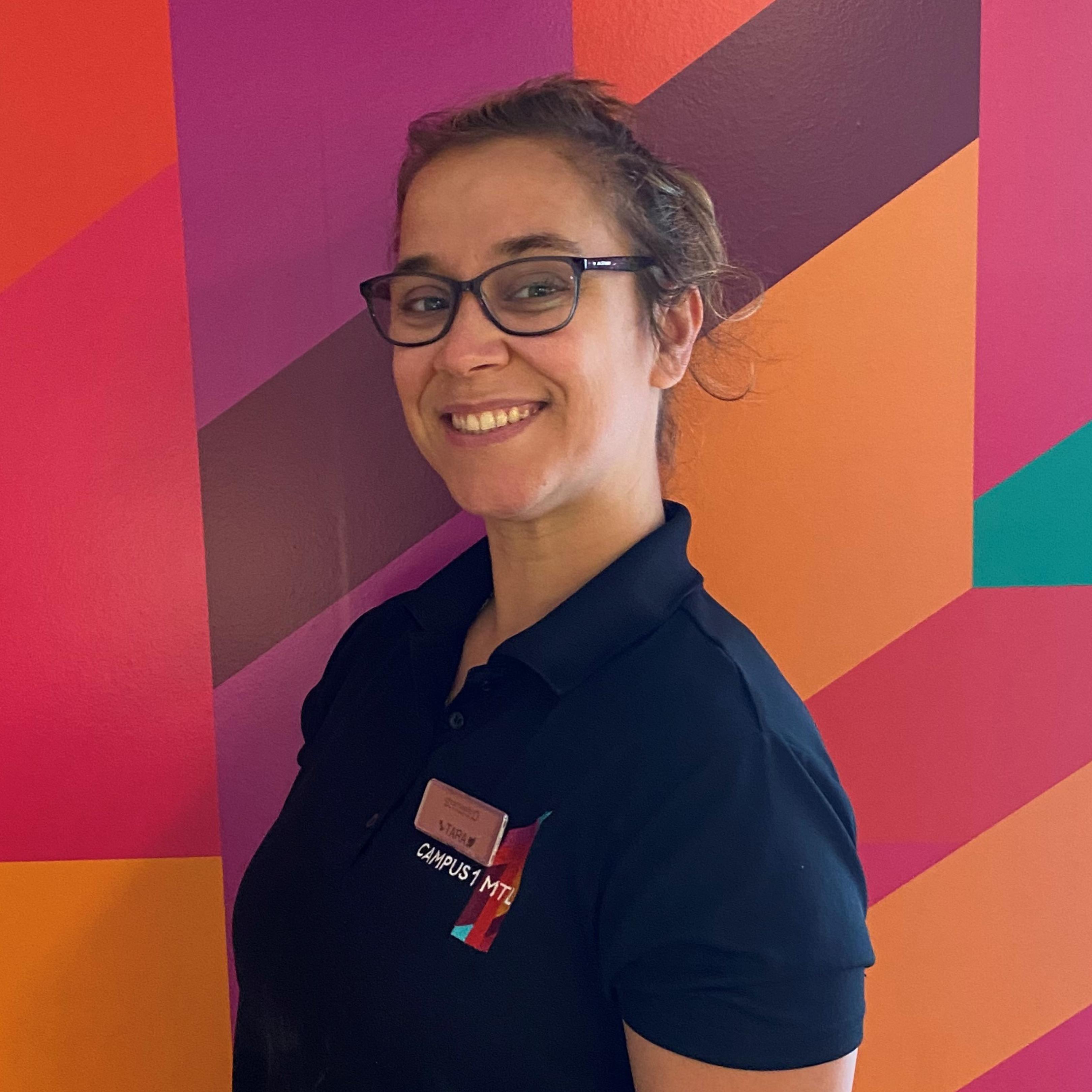 Tara Salinitri - Assistant Manager