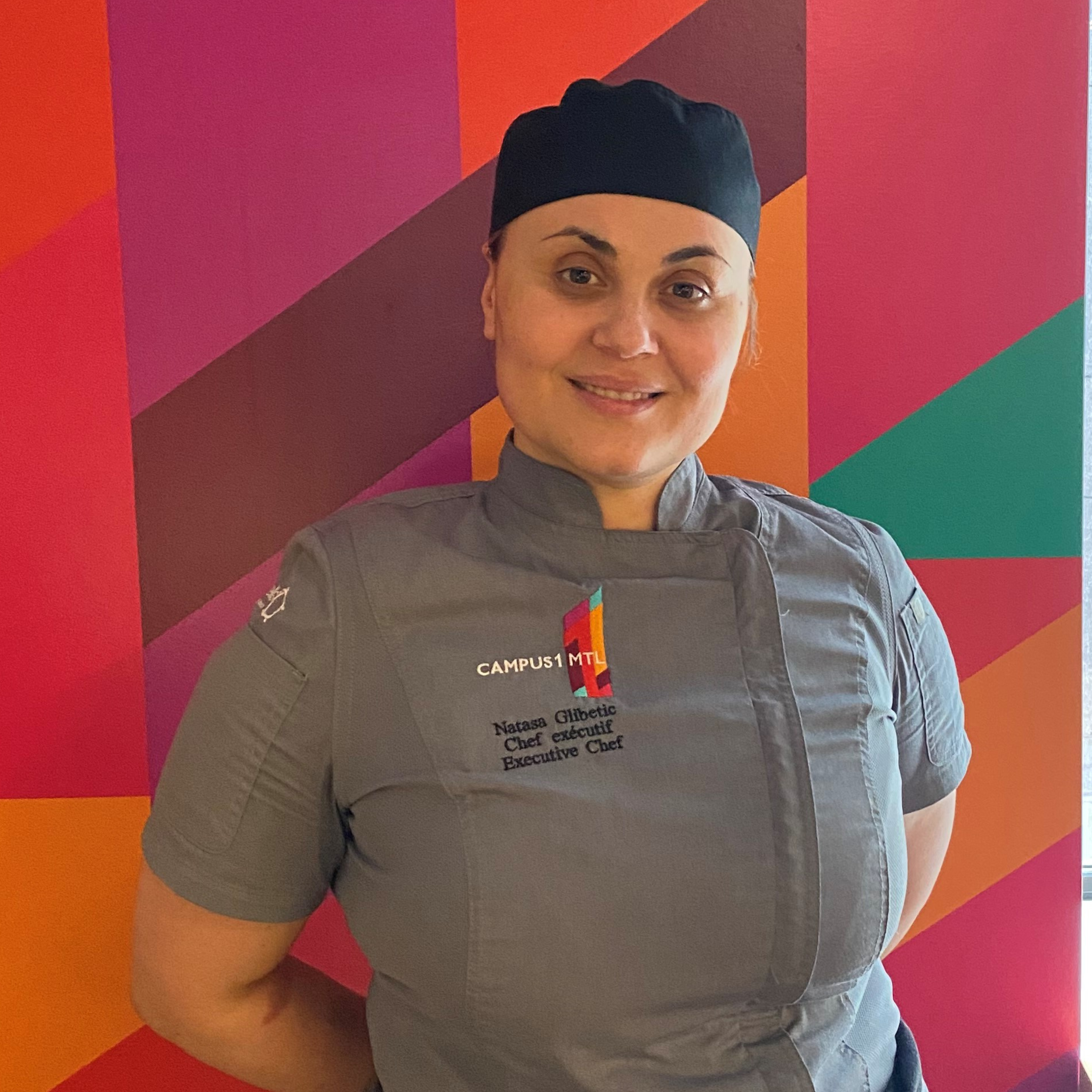 Natasa Glibetic   - Executive Chef