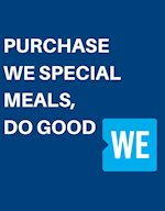 WE Special Meals | Eat Well, Do Good