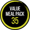 Value Meal 25
