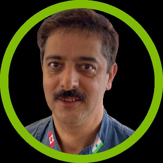 Sandeep Kachroo - Executive Chef