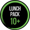 Lunch Pack 10 Plus