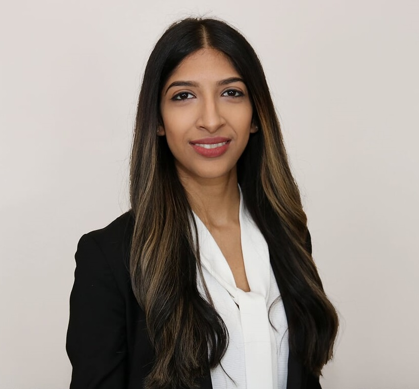 Alysha Karimi  - Marketing Manager
