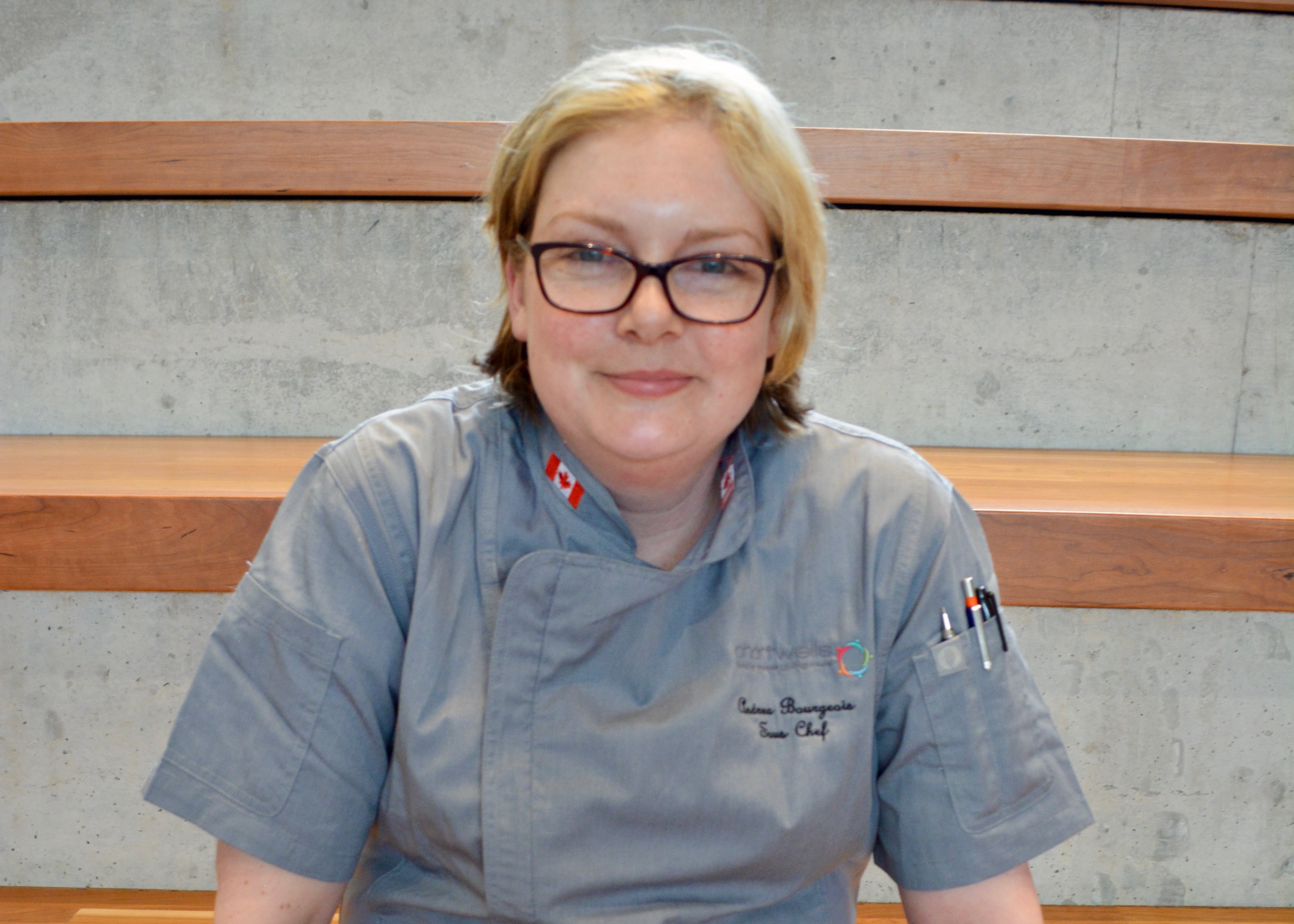 Andrea Bourgeois - North Side Bistro