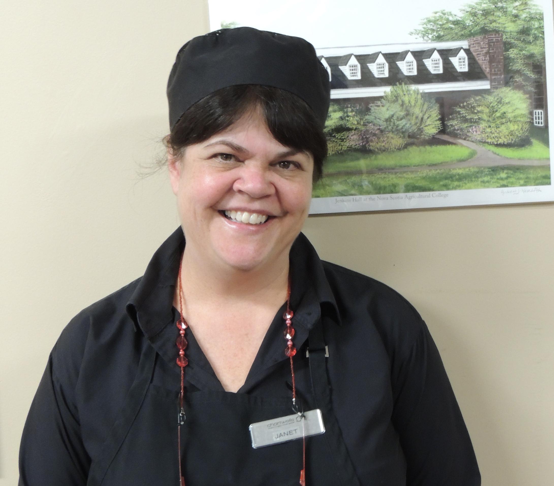 Janet Soley - Banquet Associate