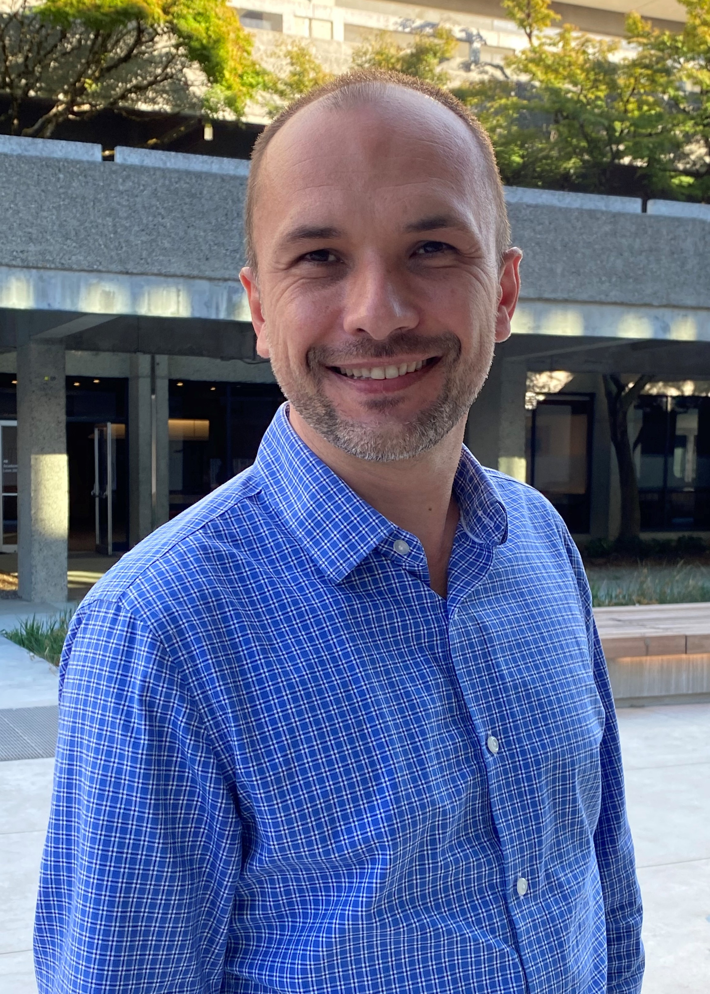 Daniel Coculescu - Resident District Manager