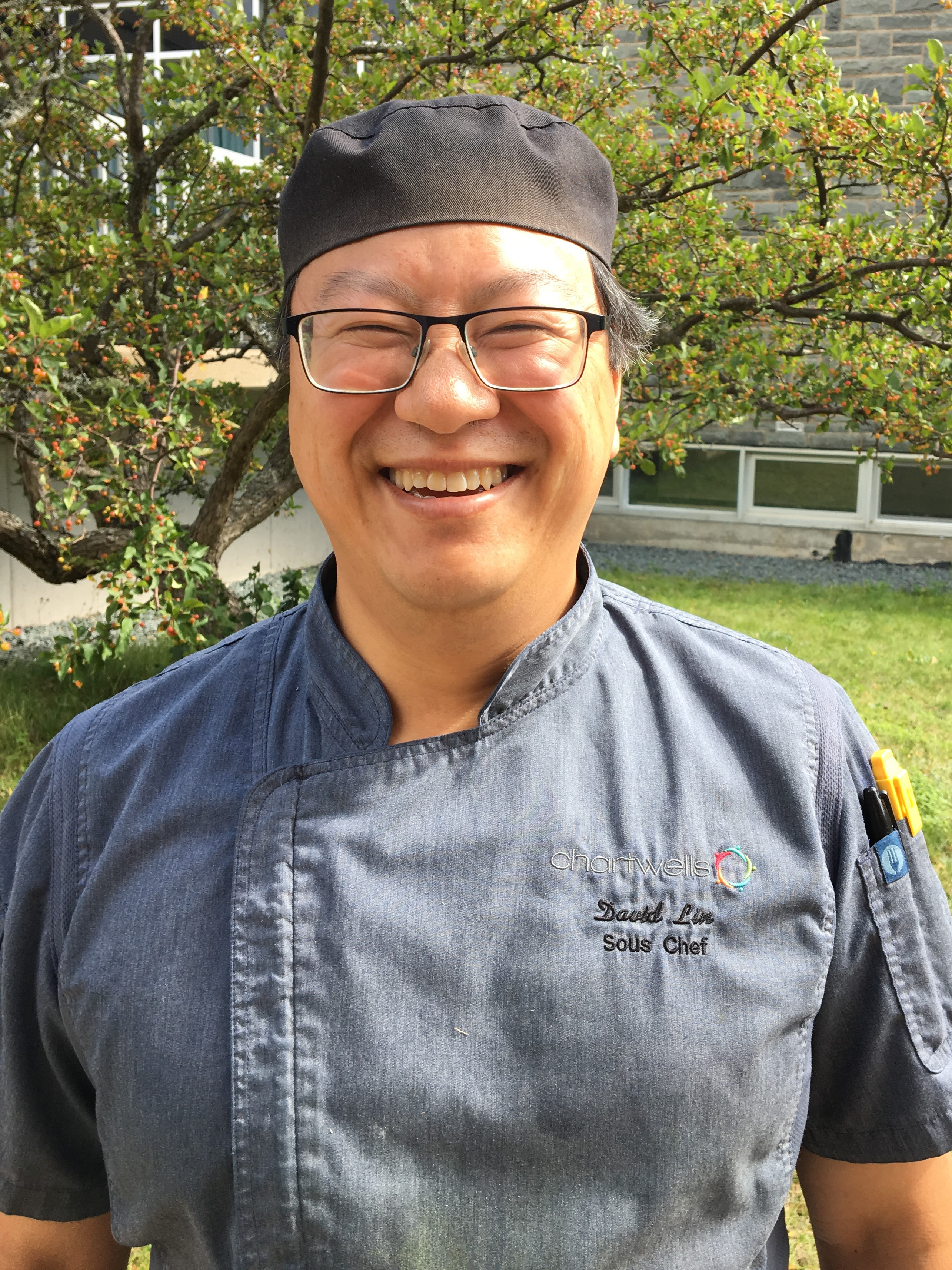 Dave Lin - Sous Chef