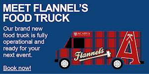 Flannel's Food Truck Annoucement
