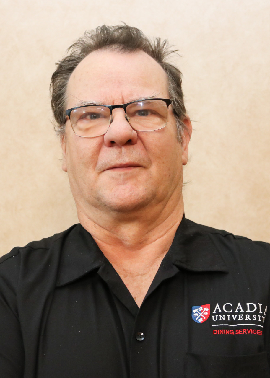 Darrell Schofield - Residence Dining Floor Supervisor