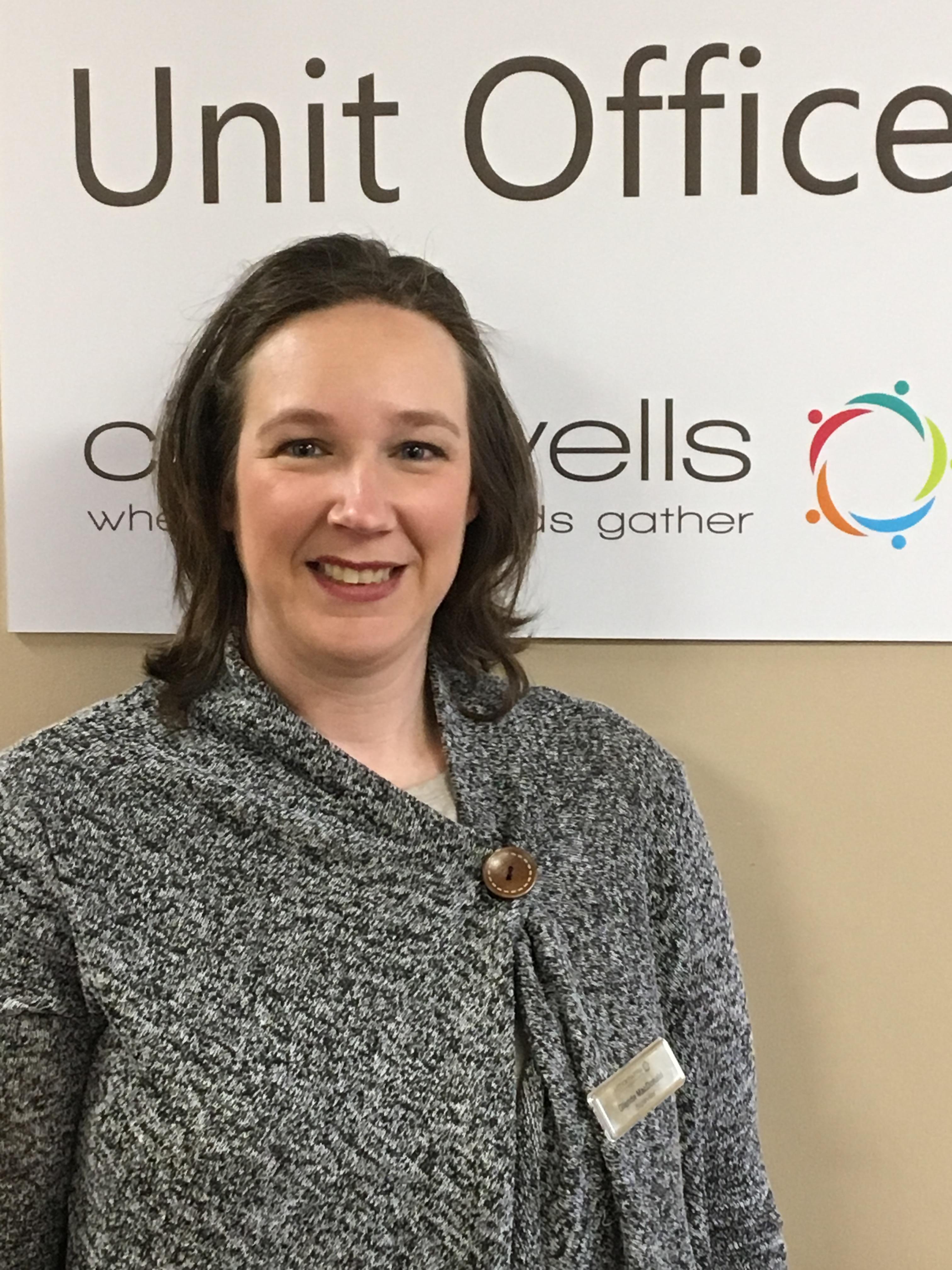 Glenda MacDonald - Supervisor
