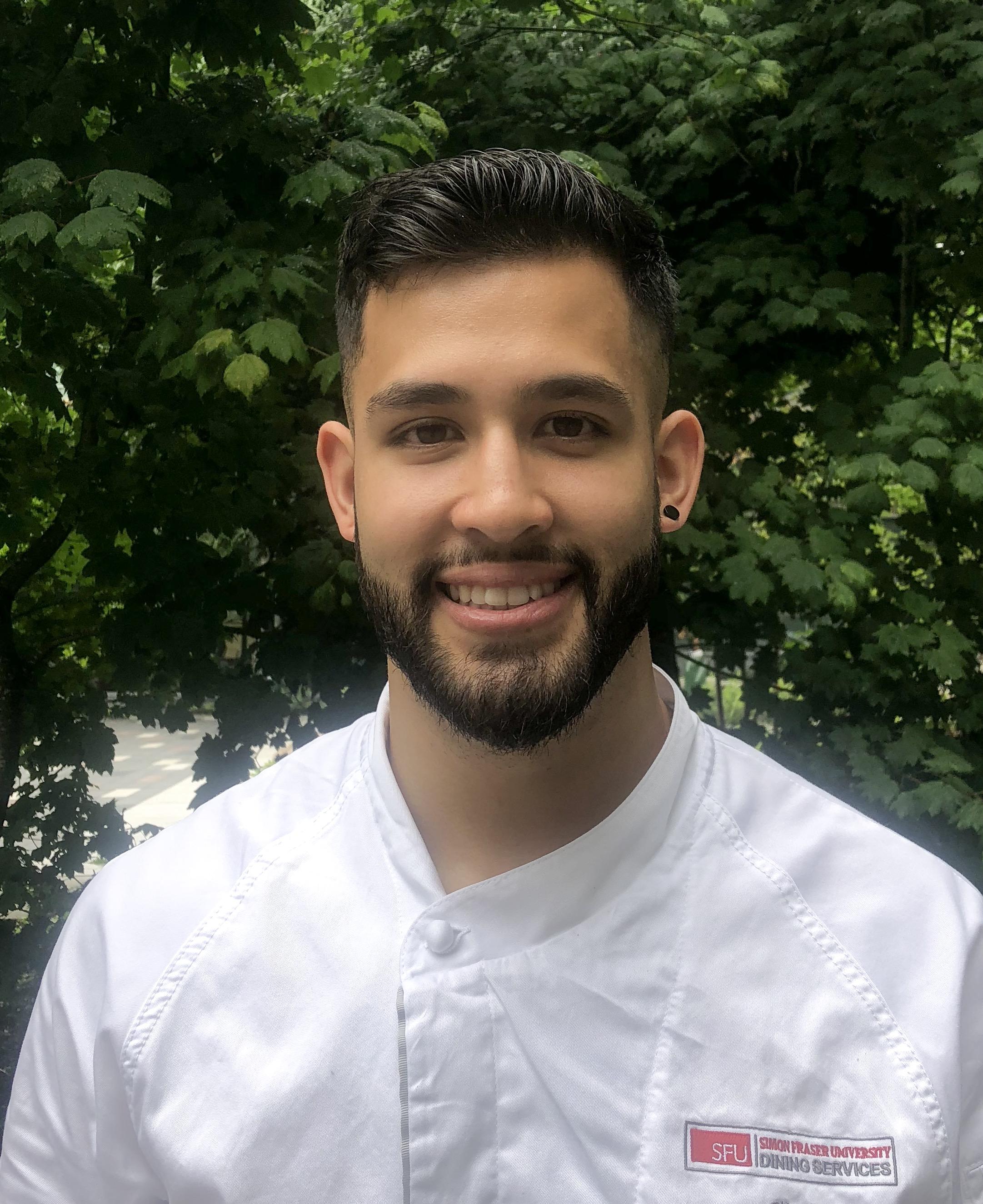 Nuno Meira - Mackenzie Cafe Chef