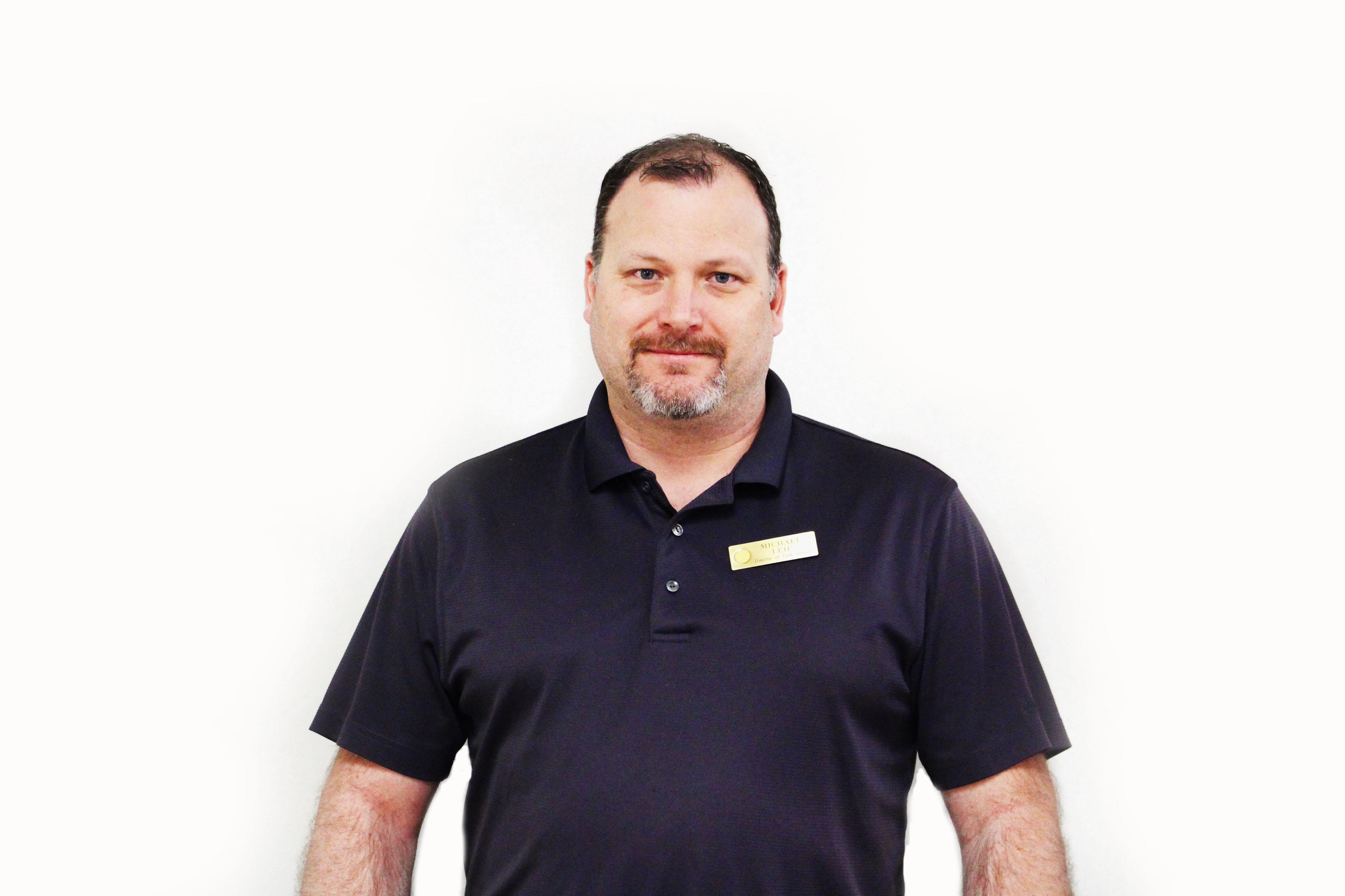 Michael Leif - Food Service Director