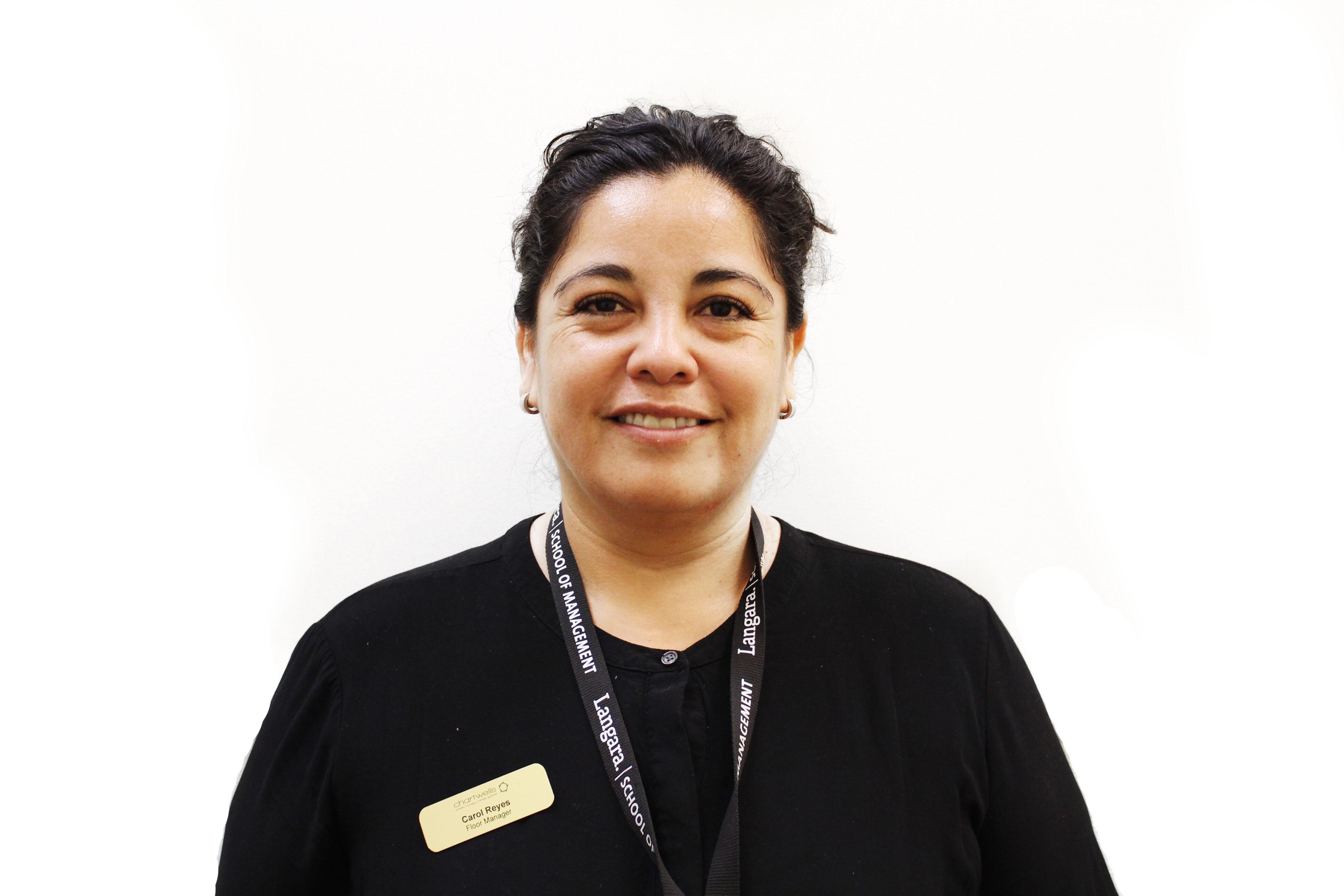 Carol Reyes  - Floor Manager