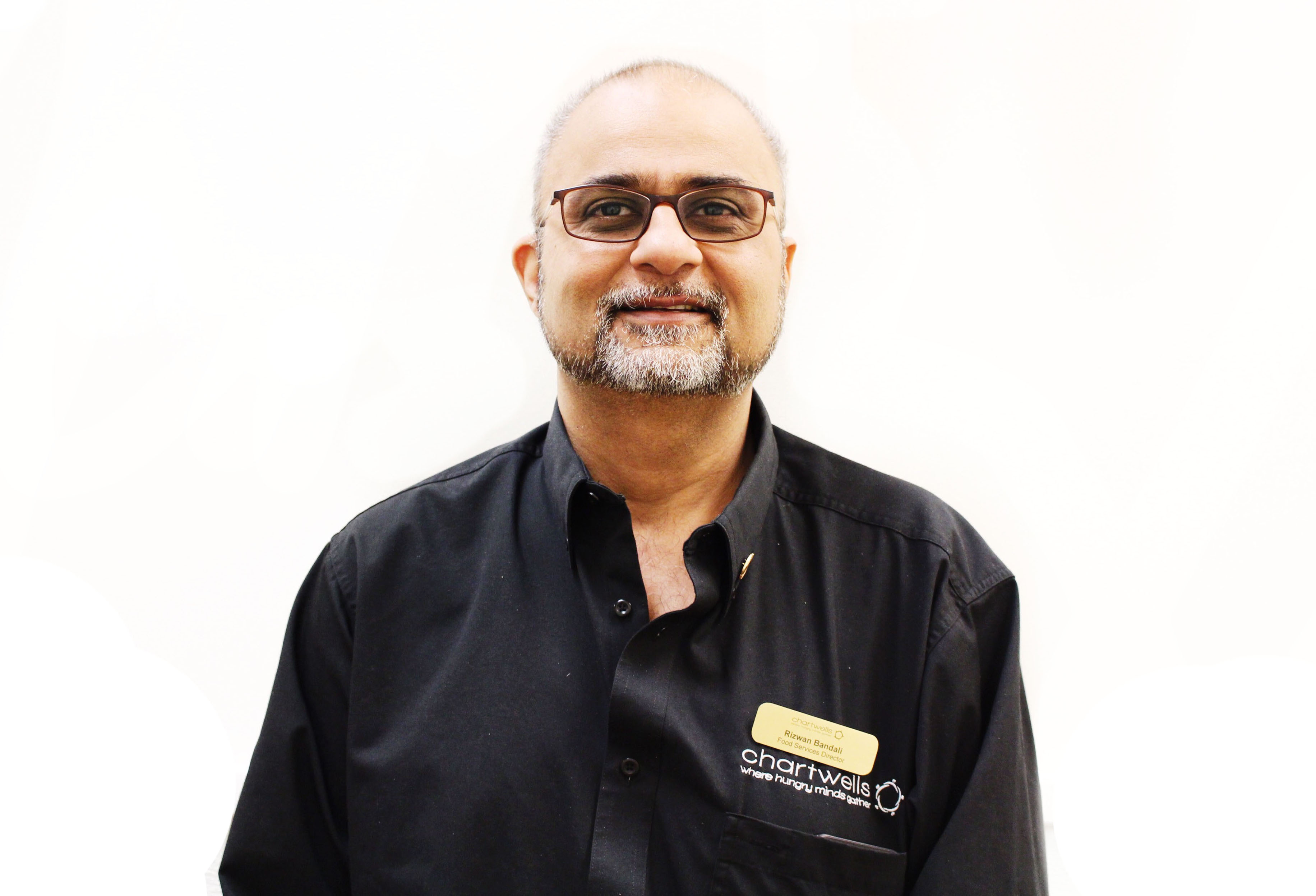 Rizwan Bandali - Food Service Director