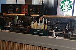 Starbucks Deerfield Hall