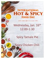 Hot & Spicy Day
