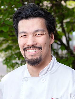 Jason Lau - Diamond Alumni Centre, Sous Chef