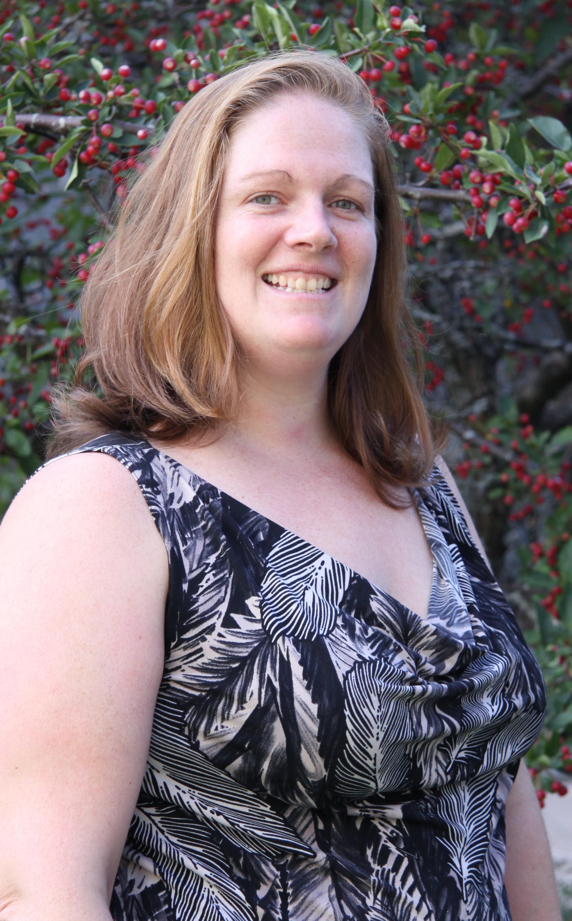 Jennifer Jenkins, Retail Manager of Seton Cafe - Retail Manager