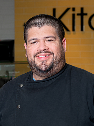 Luis Lopez  - Dining Hall Executive Chef