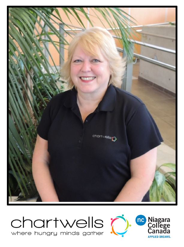 Lynn Larson - Catering Assistant & Front of House Lead
