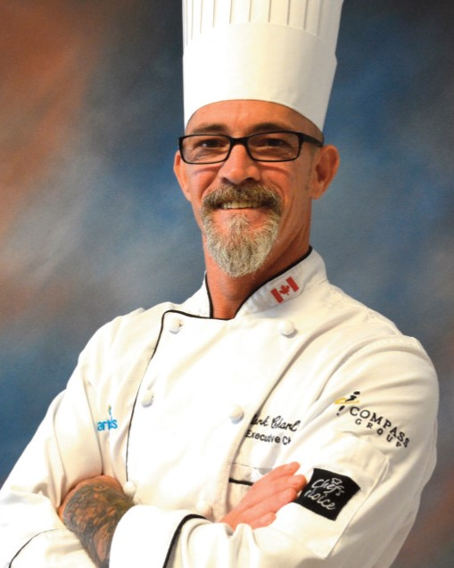 Mark Charlton - Executive Chef