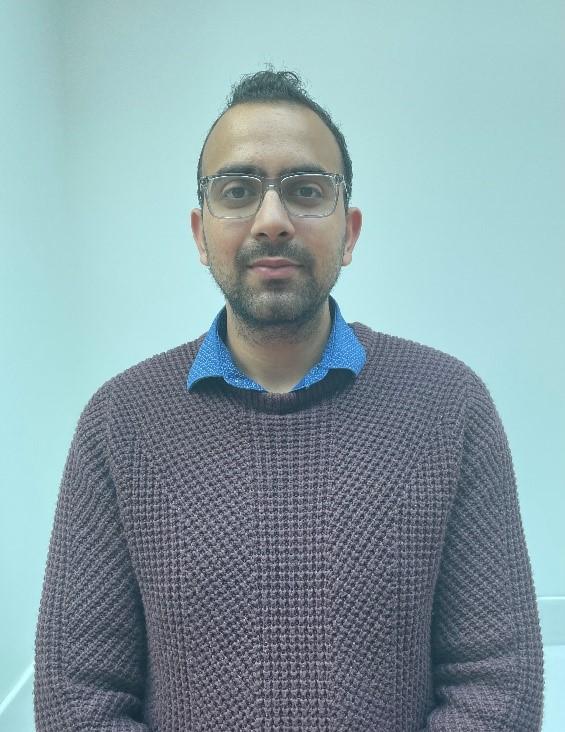 Nikhar Vashishta - Food Service Manager