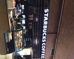Starbucks, J.N. Desmarais Library Rotunda