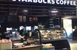 Starbucks, Rotonde de la Bibliothèque J.N. Desmarais