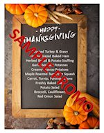 Sample Promo - Thanksgiving Dinner