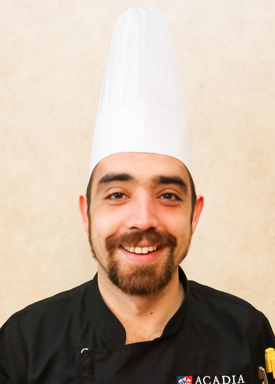 Arrian Long-Sorochan - Sous Chef
