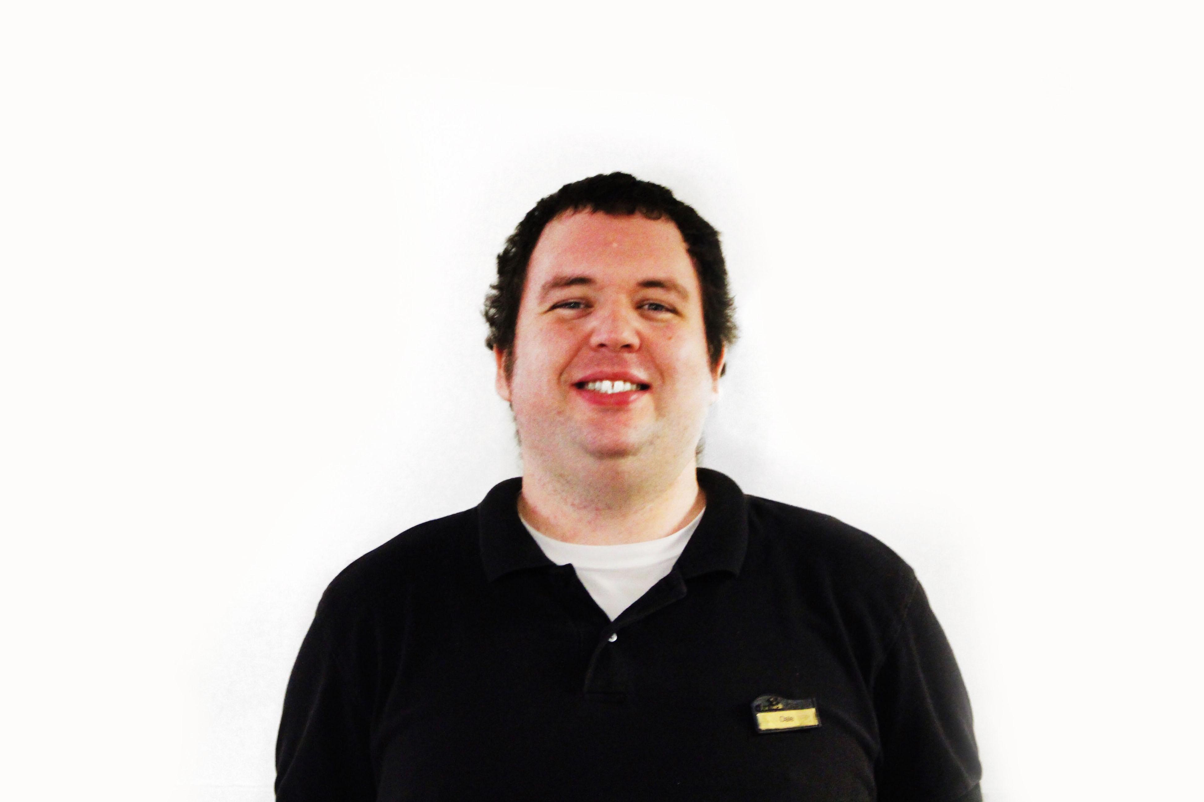Dale Clarke  - Cashier Supervisor