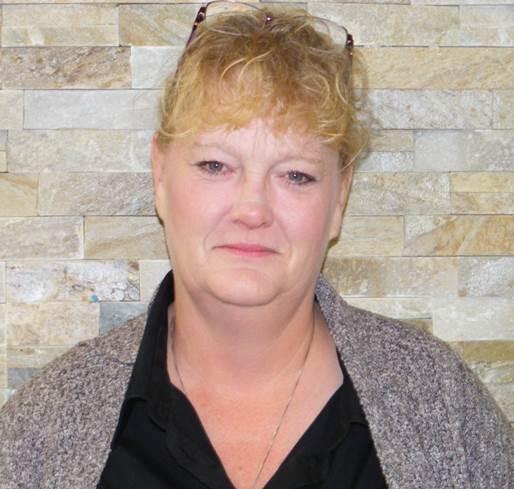 Gayl Bishop - Office Manager