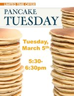 Pancake Tuesday