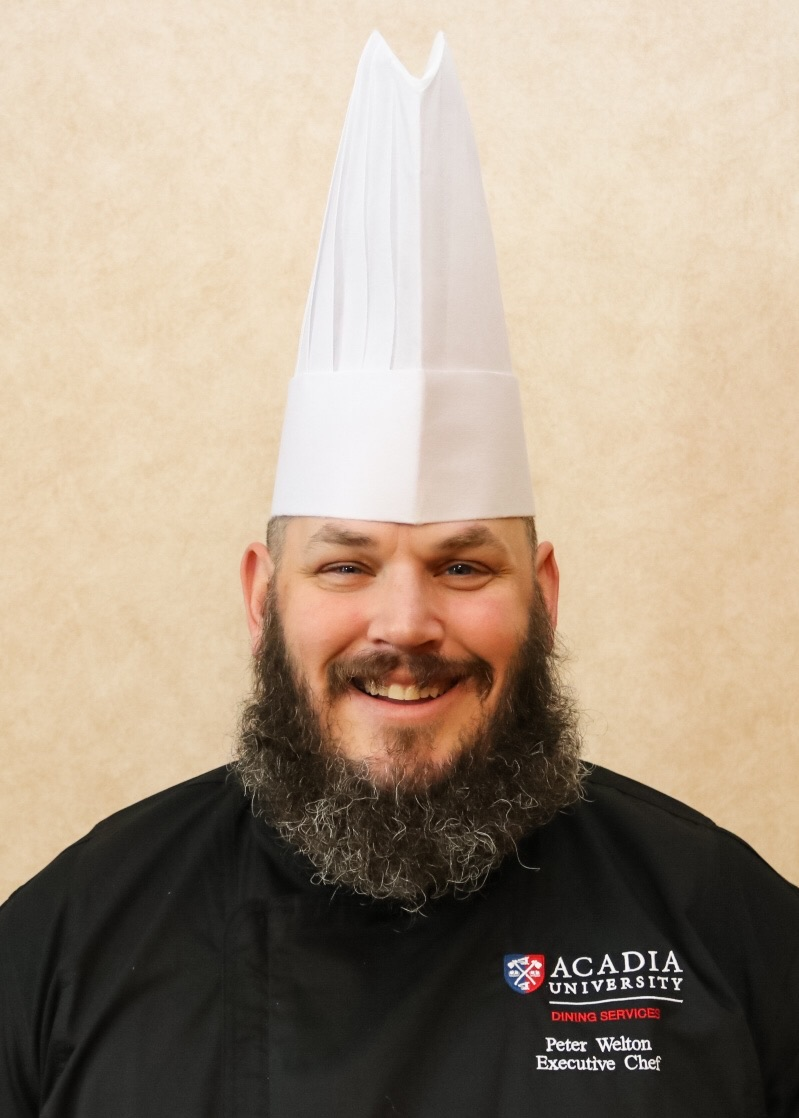 Peter Welton - Executive Chef