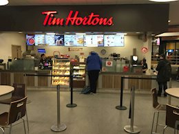 Tim Hortons Coming Soon