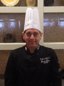 Jason Bailey - Head Chef