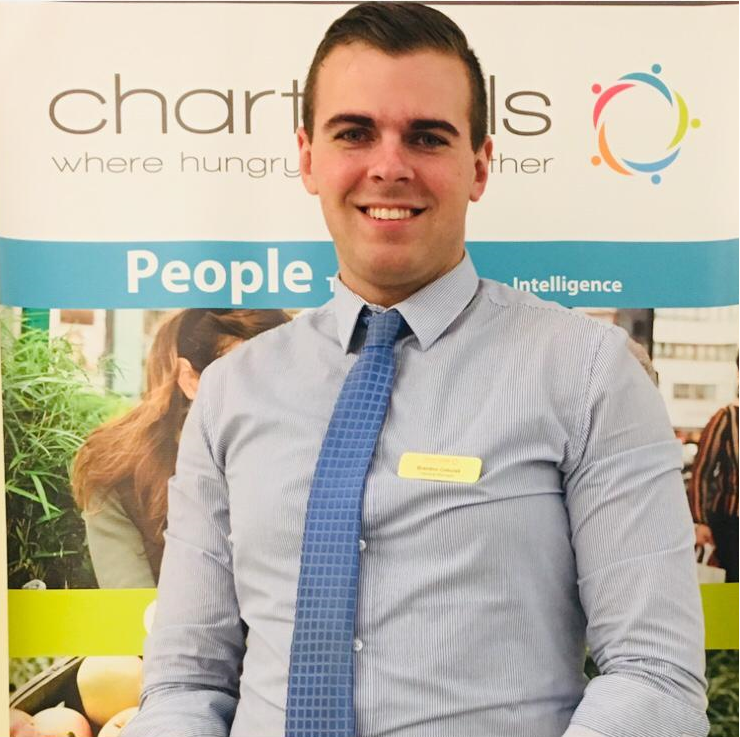 Brandon Cebulak - General Manager - George Brown College