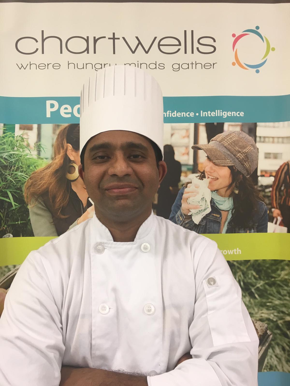 Brendan Joseph - Executive Chef - George Brown College