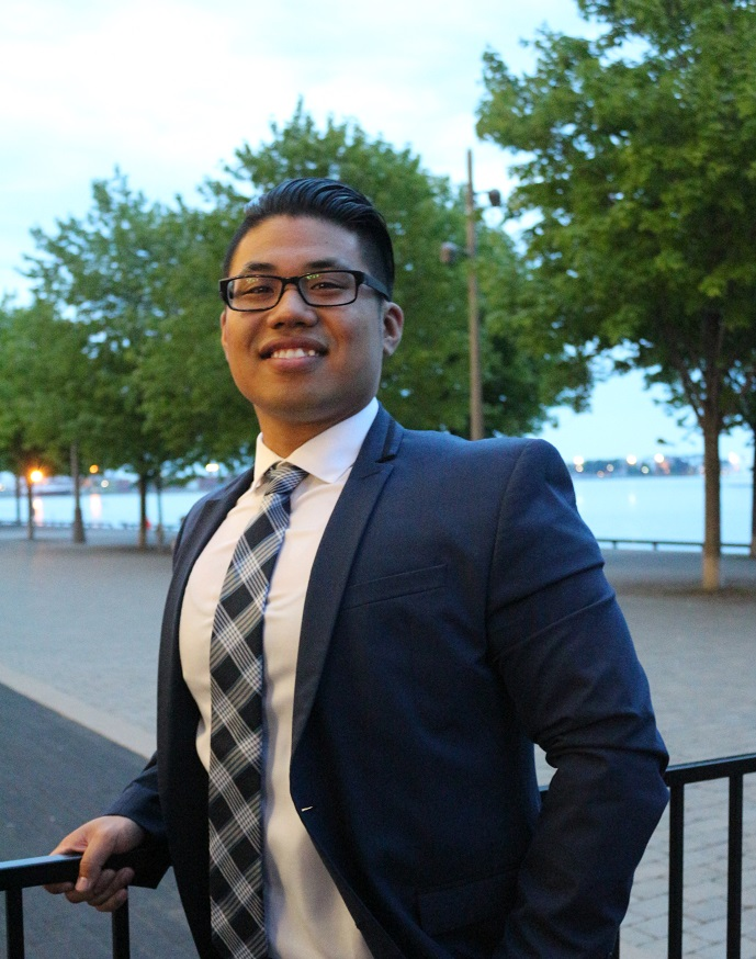 David Hong - Operations Supervisor - George Brown College