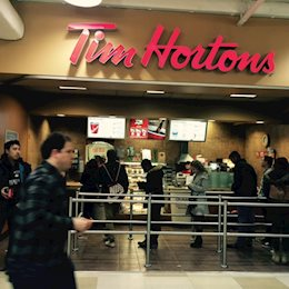 Casa Loma Campus-Tim Hortons Lcoation