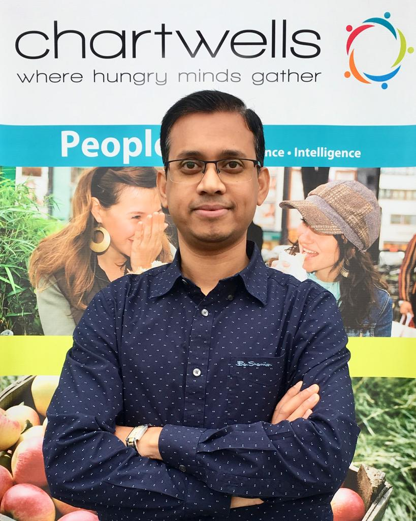 Mohammad Mayin-Uddin - Food Service Manager - Waterfront Campus