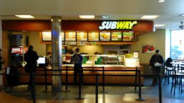 SUBWAY Location