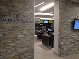 Orillia MarketPlace Location