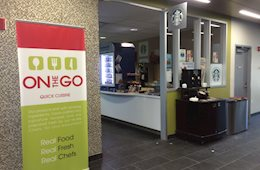 On the Go Kiosk - Lakeshore Campus Location